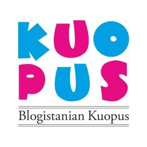 Blogistanian Kuopus 2013 –voittajat