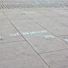 Kirjallinen Oslo –Ibsen-sitaatit