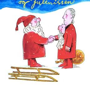 Kirjabloggaajien joulukalenteri: Luukku 17 – Snekker Andersen ogJulenissen