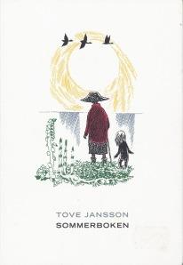 Omslagsillustrasjon: Tove Jansson / Heinesen forlag