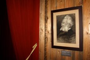Kirjallinen Oslo –Ibsen-museo