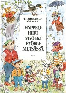 Kansi: Thorbjørn Egner / WSOY