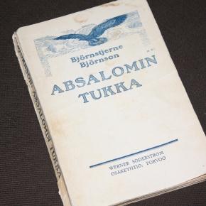 Absalomin tukka (BjørnstjerneBjørnson)