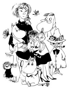 Bilde: © Moomin Characters™