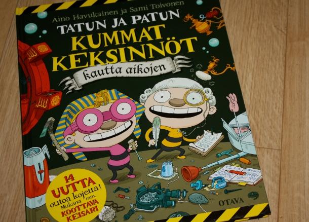 Kansi: Aino Havukainen ja Sami Toivonen / Otava