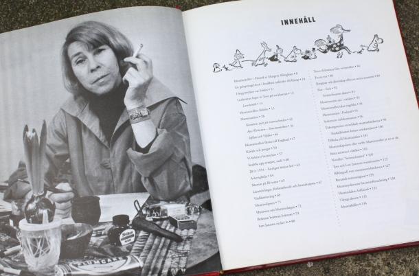 Bilde: Juhani Tolvenen: Vid min svans! Tove och Lars Janssons tecknade Muminserie