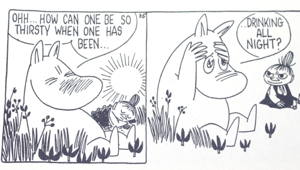 Bilde: Tove & Lars Jansson / Moomin and the Comet