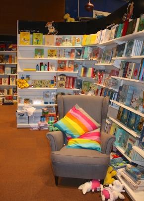 Kirjallinen Oslo – Eldorado-kirjakauppa