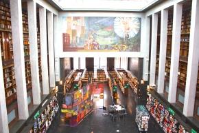Kirjallinen Oslo –Pääkirjasto