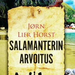 Salamanterin arvoitus (Jørn LierHorst)