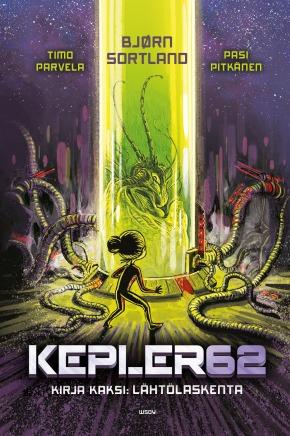 Kepler62 – Kirja kaksi: Lähtölaskenta (Timo Parvela ja BjørnSortland)