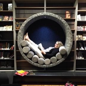 Kirjallinen Oslo – Furuset-kirjasto