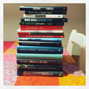 Kirjamessujen kolmas ja neljäspäivä