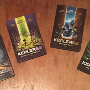 Suomalais-norjalaista yhteistyötä: Kepler62