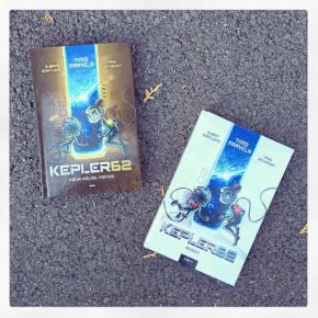 Finsk-norsk samarbeid: Kepler62