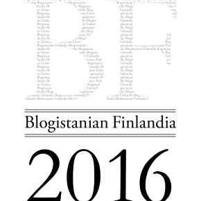 Blogistanian kirjallisuuspalkinnot 2016!