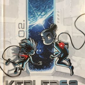 Kepler62: Reisen (Timo Parvela og BjørnSortland)