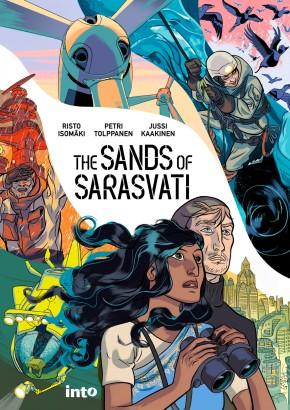 The Sands of Sarasvati (Risto Isomäki, Jussi Kaakinen & PetriTolppanen)