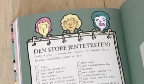 Feministisiä norjalaisia sarjakuvia