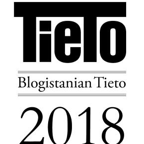 Kirjabloggaajat valitsivat vuoden 2018 parhaatkirjat